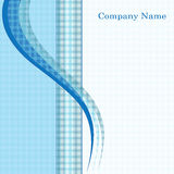 Company_blue Royalty Free Stock Images