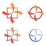 Company business logo Royalty Free Stock Photo