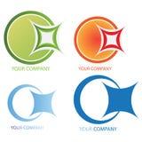 Company business logo Royalty Free Stock Photos