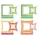 Company business logo Stock Image