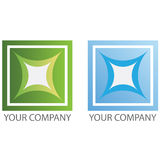 Company business logo Royalty Free Stock Images