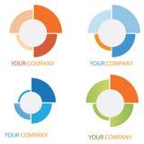 Company business logo Stock Photo