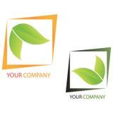 Company business logo - Investing Stock Photos