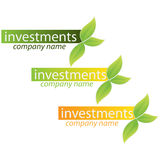 Company business logo - Investment Stock Images