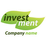 Company business logo - Investment Stock Photo