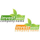 Company business logo - Investment Royalty Free Stock Image