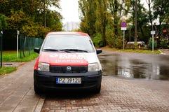 Company car Stock Photography