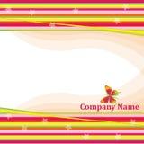 Company_card Stock Photography