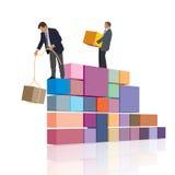 Company creation Stock Image
