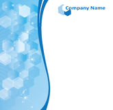 Company_cube Stock Photography