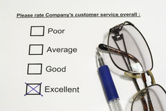 Company Customer Service Royalty Free Stock Photography