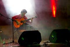 Company flamenco Nino de Pura Stock Photo