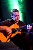 Company flamenco Nino de Pura Stock Image