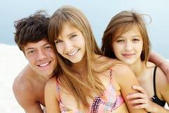 Company of friends Stock Photos