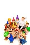 Company gift Royalty Free Stock Photos
