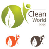 Company Logo Royalty Free Stock Images