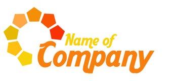Company Logo stock photography