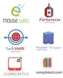 Company Logo Royalty Free Stock Image