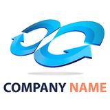 Company logo1 Stock Photo