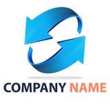 Company logo2 Royalty Free Stock Image