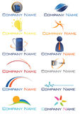 Company logos Stock Images