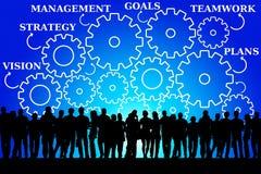 Company management Royalty Free Stock Photo