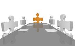 Company Meeting Royalty Free Stock Photo