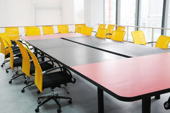 The company meeting room Royalty Free Stock Image