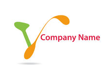 Company name Royalty Free Stock Photography