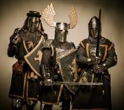 Company o knights royalty free stock images