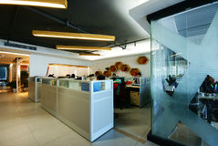 Company Office Stock Photography