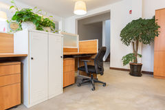 Company office Stock Images