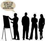 Company presentation Stock Photos