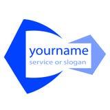 Company slogan Stock Photo