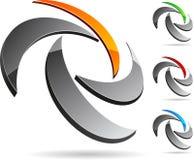 Company symbol. Royalty Free Stock Photos