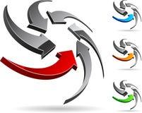 Company symbol. Royalty Free Stock Photography