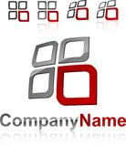 Company symbol. Stock Images