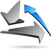 Company symbol. Stock Photography