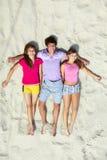 Company of teens Stock Photos