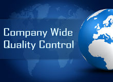 Company Wide Quality Control Royalty Free Stock Photo