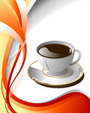 CompanyDesignCoffee Royalty Free Stock Image