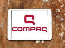 Compaq-embleem royalty-vrije stock fotografie
