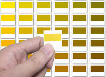 Compare your color. With pantone background stock images