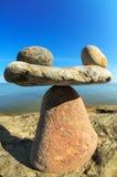 Comparer das pedras Imagens de Stock Royalty Free