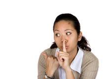 Compartecipazione un pettegolezzo o dei due. Immagini Stock Libere da Diritti