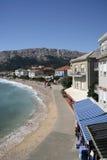 compartiment de baska Photo libre de droits