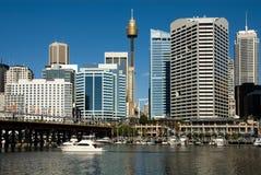 Compartiment de bucarde - Sydney Photo stock