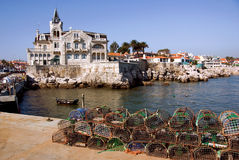 Compartiment de Cascais Photographie stock