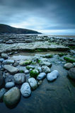 Compartiment de Dunraven Photographie stock libre de droits