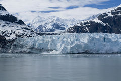 Compartiment de glacier, Alaska Photo stock